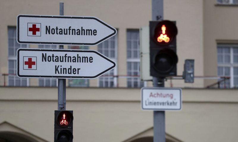 """Matthias Schraderio (AP Photo / """"Scanpix"""") nuotr."""