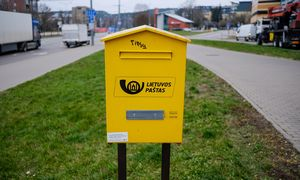Lietuvos paštas nebesiųs siuntų į Siriją, nors beveik nesiuntė ir iki šiol