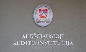 Seimas: Valstybės kontrolė atliks naują aplinkosaugos auditą
