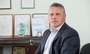 Susisiekimo viceministru paskirtas V. Klimantavičius