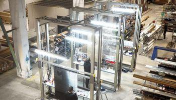 """""""Domus Lumina"""" per dvejus metus planuoja tris kartus padidinti gamybos pajėgumus"""