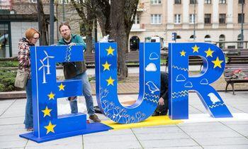 Europos biudžeto parama Lietuvai gali sumažėti net ketvirtadaliu