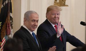 Ekspertai: D. Trumpo taikos planas pasmerktas žlugti