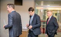"""A. Zuokas, A. Paulauskas ir R. Žemaitaitis į rinkimus eis partiją pavadinę""""Laisve ir teisingumu"""""""