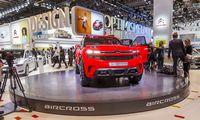 Frankfurto automobilių parodos galas: po 70 metų kraustosi į kitą miestą