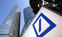 """""""Deutsche Bank"""" metai vėl buvo nuostolingi:penktą kartą iš eilės"""