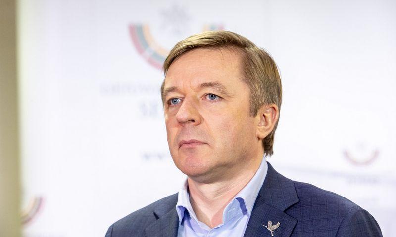 Seimas pirmą kartą svarsto Vyriausybės pateiktą 2020 m. valstybės biudžeto projektą. Juditos Grigelytės (VŽ) nuotr.
