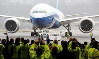 """""""737 Max"""" krizė """"Boeing"""" metiniuose rezultatuose įpaišė nuostolį"""