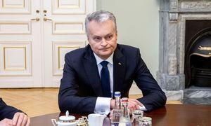 Prezidentas įsitrauks į derybas dėl būsimo daugiamečio ES biudžeto