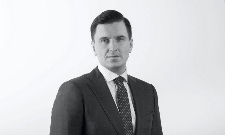 """Gediminas Laucius, """"Lewben"""" teisės ir mokesčių paslaugų partneris."""