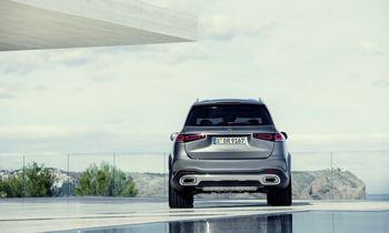 """Ilgai lauktas išskirtinis S klasės visureigis """"Mercedes-Benz GLS"""" – jau Lietuvoje"""