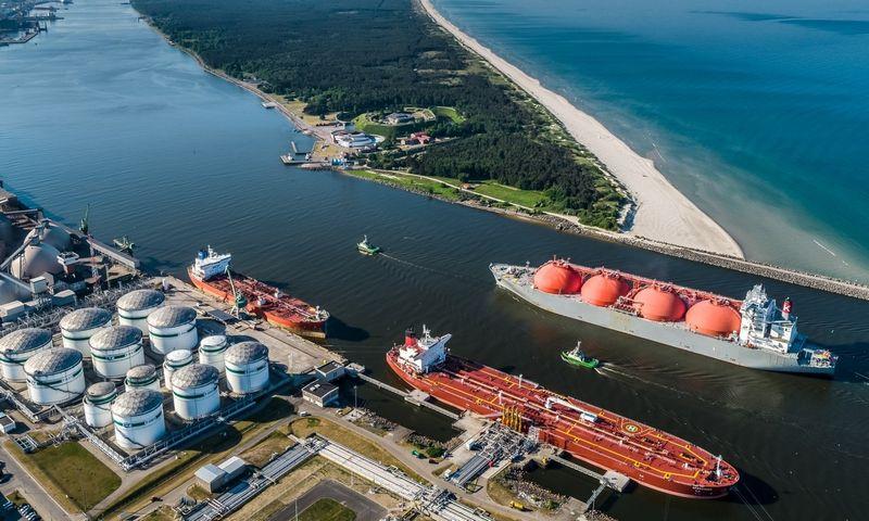 KVJUD nuotr. Lietuvos transporto sektorius sukuria apie 14 proc.  Lietuvos BVP, o Klaipėdos uosto ir su juo susijusios veiklos sugeneruoja ženklią šio sektoriaus BVP dalį.