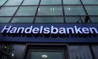 """Handelsbanken"" pasitraukė iš Lietuvos"