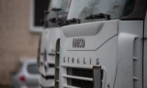 Sunkvežimiųprekybos nuopolis – verslo pokyčių ir migracijos simptomas