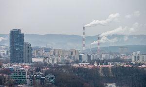 Lietuvos tarša šiltnamio dujomis nesumažėjo – net truputį ūgtelėjo