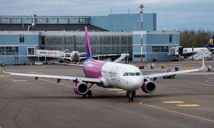 """""""WizzAir"""" perspėja, jog dėl koronaviruso grėsmės Izraelis neįsileis buvusių Kinijoje"""