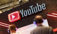 """""""YouTube"""" uždraus su rinkimais susijusį """"sumanipuliuotą"""" turinį"""