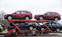 Sausį Lietuvos naujų automobilių rinkoje – 19% augimas