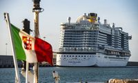 Į kruizinius laivus nepriims keleivių, per pastarąsias porą savaičių besilankiusių Kinijoje