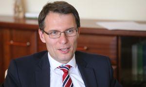 Ministras: vaizdo stebėjimo kameros miestuose gali pažeisti žmonių privatumą