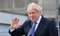 B. Johnsonas pristatė JK ir ES ateities santykių viziją