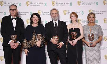 """BAFTA geriausia kino juosta paskelbė """"1917"""""""