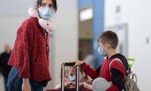 """""""GlobalData"""": koronavirusas smogs oro uostų prekybai"""