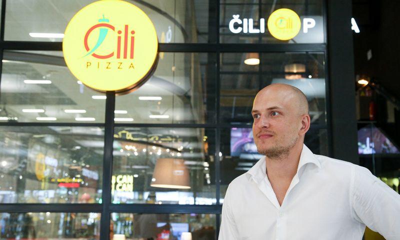 """Jonas Karosas, UAB """"Čili pica"""" valdančios """"Čili Holdings"""" vadovas: """"Bus paprasčiau, efektyviau, mažiau klaidų, jei tiesiog plėsimės organiškai."""" Vladimiro Ivanovo (VŽ) nuotr."""