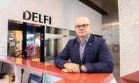 """""""Delfi"""" registruoja atnaujintą prekės ženklą"""