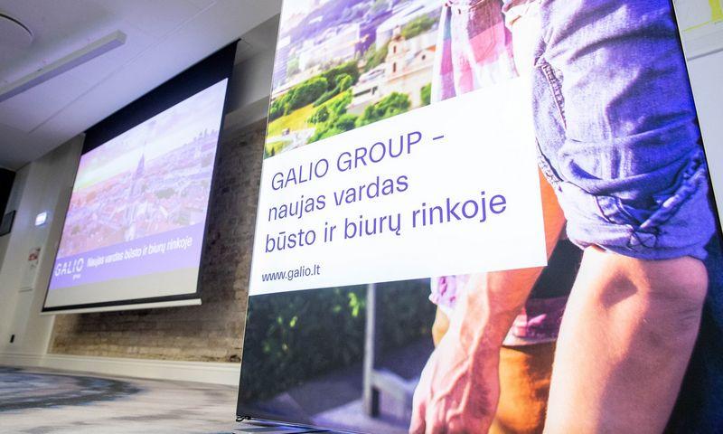 """""""Galio group"""" pristatymas. Juditos Grigelytės (VŽ) nuotr."""