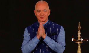 """J. Bezosas: """"Amazon"""" reikia uoslę turinčių maištininkų"""