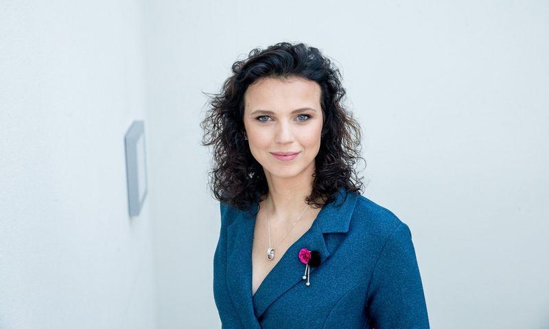 Alina Adomaitytė. Juditos Grigelytės (VŽ) nuotr.