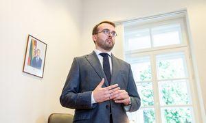 """Prezidento patarėjas: S. Skvernelio žmonos įsidarbinimo """"Orlen"""" nereikėtų aštrinti"""