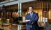 """Paskirtas naujas viešbučio """"Radisson Blu Hotel Lietuva"""" vadovas"""