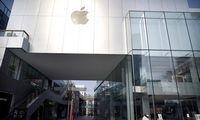 """Prancūzijos reguliuotoja skyrė """"Apple"""" 25 mln.Eur baudą"""
