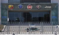"""""""Fiat Chrysler"""" dėl koronaviruso gali būti priversta sustabdyti gamyklą Europoje"""