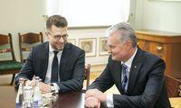 Prezidentas dar pasvarstys, ar skirti L. Savicką naujuoju ekonomikos ministru