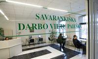 Pernai nedarbo lygis Lietuvoje buvo 6,3%