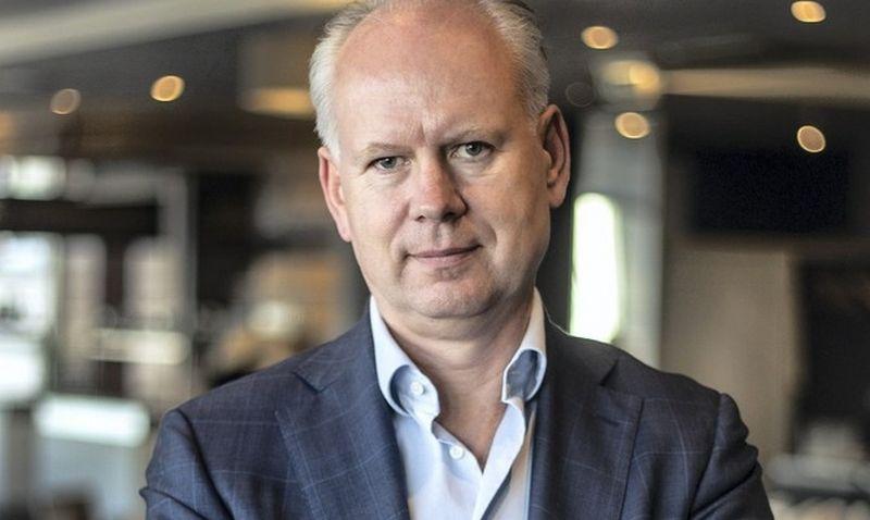 """""""Švyturys-Utenos alus"""" ir """"Carlsberg"""" grupės Baltijos šalyse vadovas Rolandas Viršilas."""