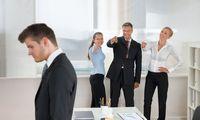 Biuro chuliganai – prastos įmonės kultūros rezultatas