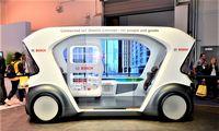"""""""Bosch"""" tikina galintys rytoj pradėti savavaldžių automobilių gamybą"""