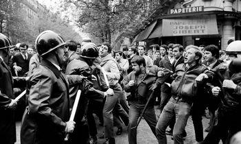 Istorija: Paryžiaus jaunimo revoliucija