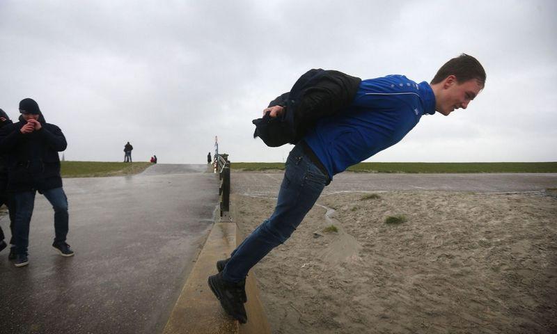 """Catrinus van der Veen (AFP / """"Scanpix"""") nuotr."""