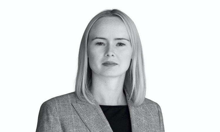 """Monika Narbutaitė, CAMS,""""Lewben"""" atitikties paslaugų vadovė."""