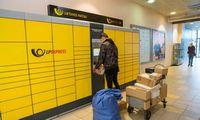 """Siuntų skaičius """"LP Express"""" terminaluose pernai išaugo daugiau kaip dvigubai"""