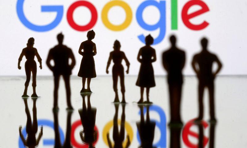 """""""Google"""" vadovybės sprendimai ne pirmus metus aštrina santykius su korporacijos darbuotojais. Dado Ruviciaus (""""Scanpix""""/""""Reuters"""") nuotr."""