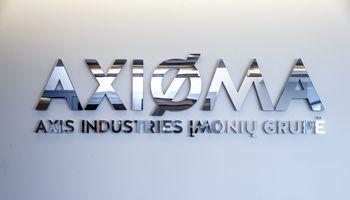 """Pasikeitė """"Axis Industries"""" ir """"Axioma LT"""" grupių vadovas"""