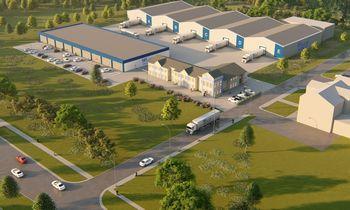 """Logistikos lyderiai """"Westtransit"""" – sustoti nežada: planuojamos veiklos plėtrą krovinių sandėliavimo srityje"""