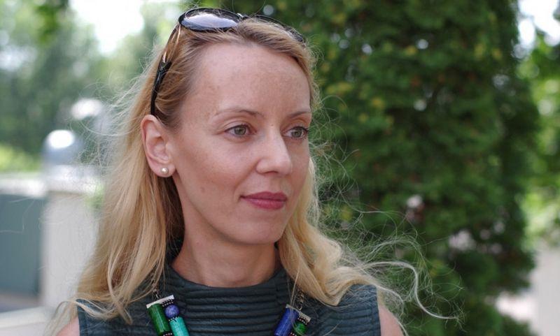 Vertėja Laura Laurušaitė. Marijaus Gailiaus / Kultūros ministerijos nuotr.