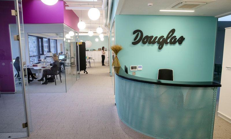 """""""Douglas LT"""" biuras. Vladimiro Ivanovo (VŽ) nuotr."""